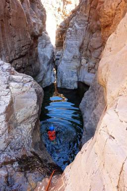 CK HAMIDI - Adrenalin v Antiatlasu: canyoning