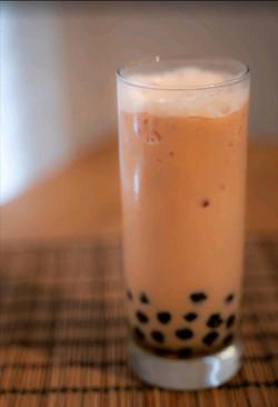 Classic Taiwan Milk Tea w/ Boba