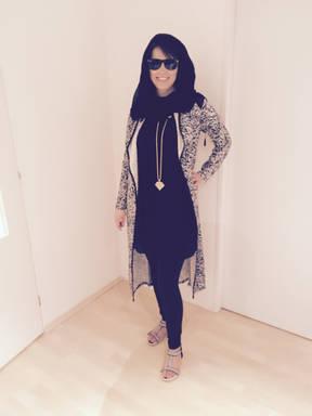 CK HAMIDI - Velký okruh Íránem Jak se oblékat v Íránu