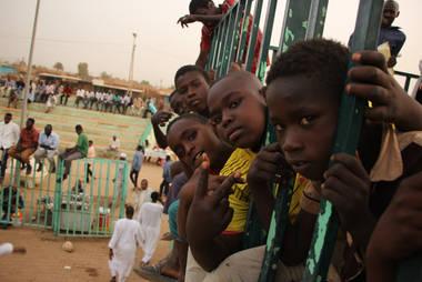 CK HAMIDI: Súdán Nubijský zápas