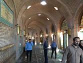 CK HAMIDI - Velký okruh Íránem bazar v Kazvínu