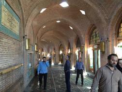 CK HAMIDI To nejlepší z Íránu: bazar v Kazvínu