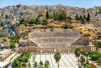 CK HAMIDI poznávací zájezd do Jordánska: Amman amfiteátr