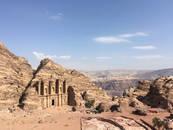 CK HAMIDI poznávací zájezd do Jordánska: Klášter, Petra