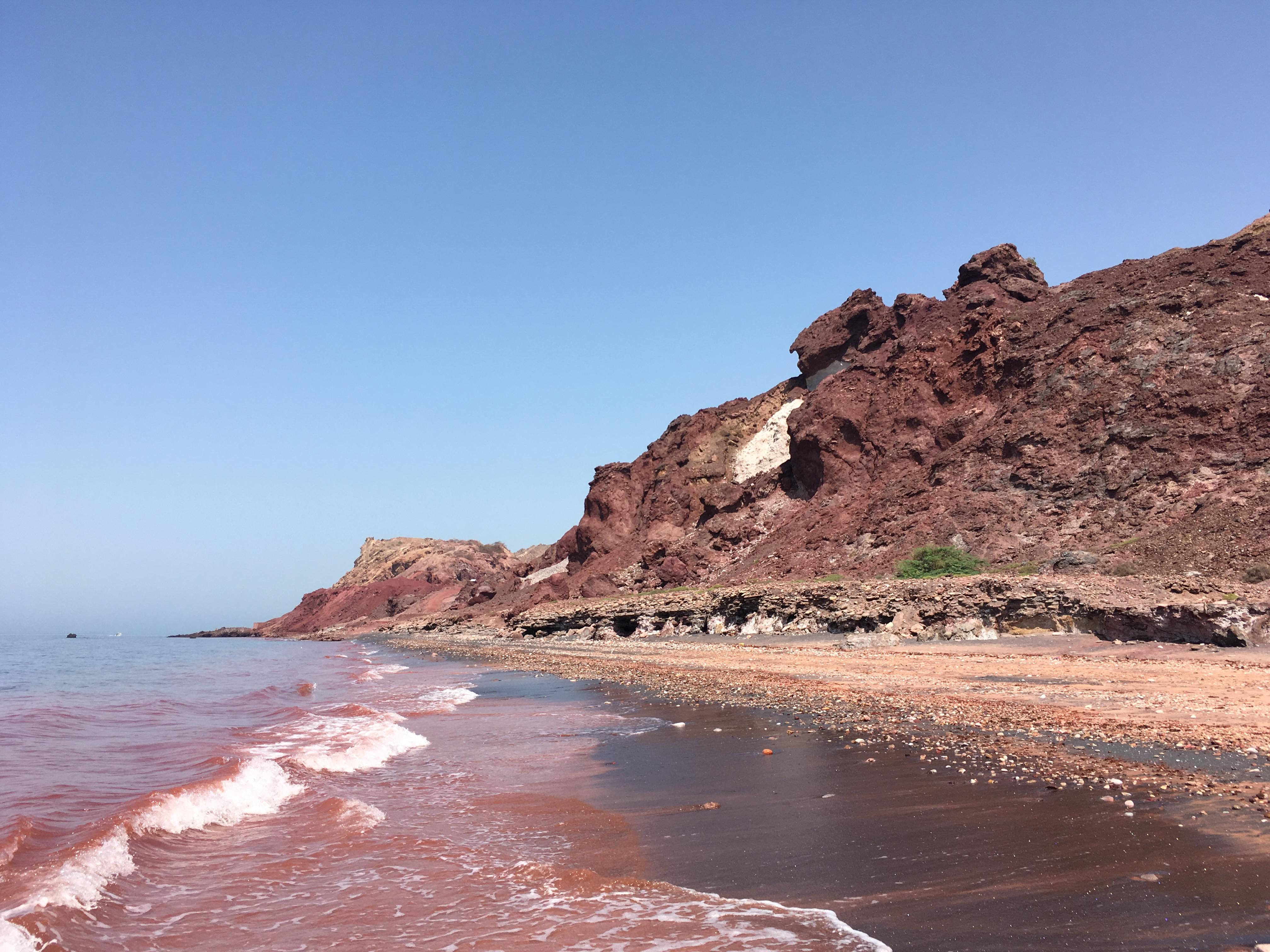 Pobřeží Perského zálivu