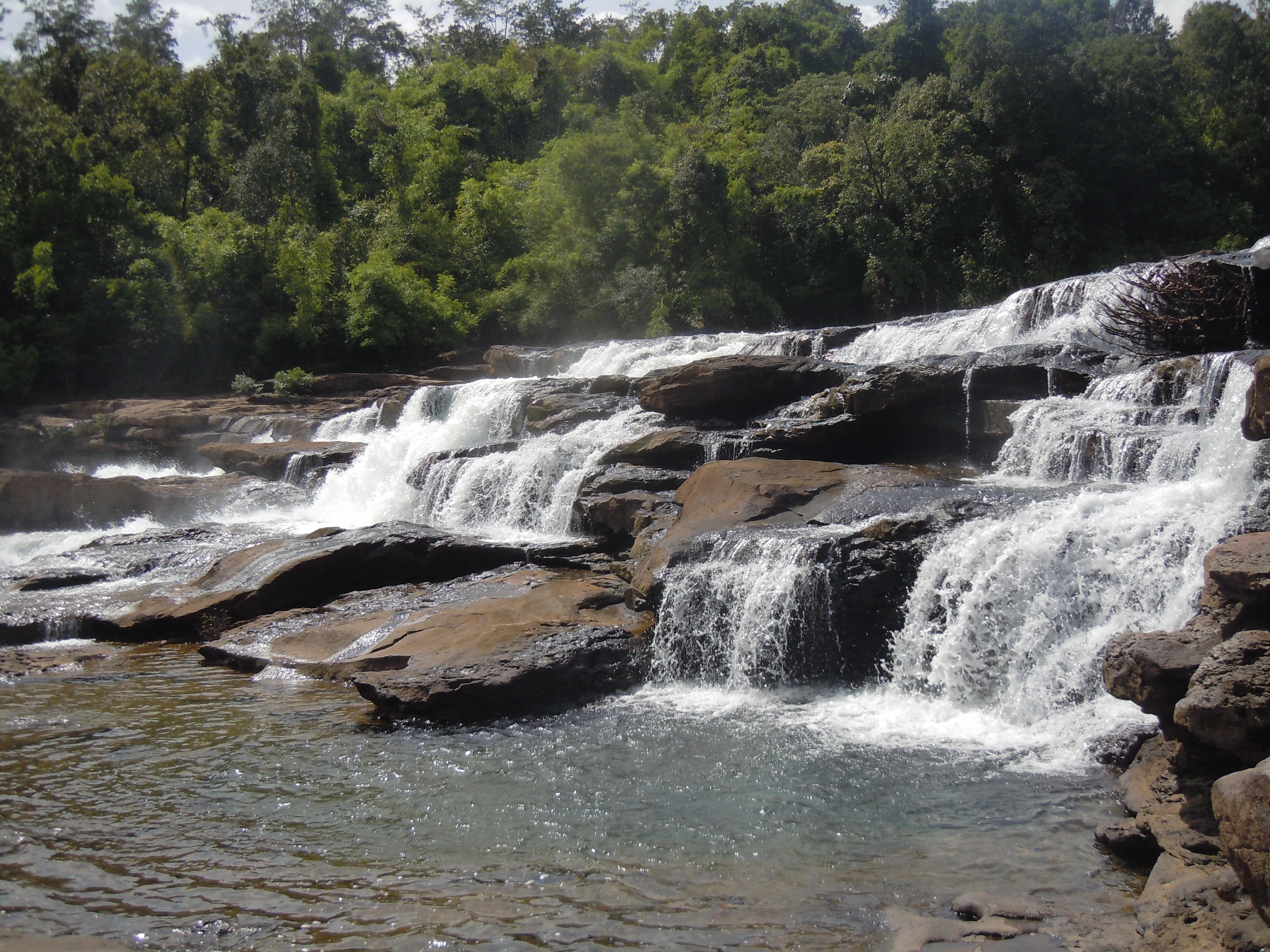 Vodopád Tatai