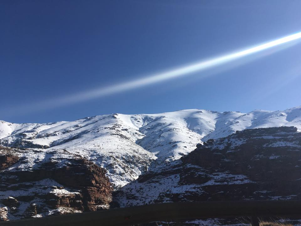 Krásné panorama