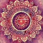 Mandala Roze