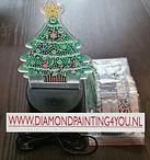 Kerstboom usb lamp