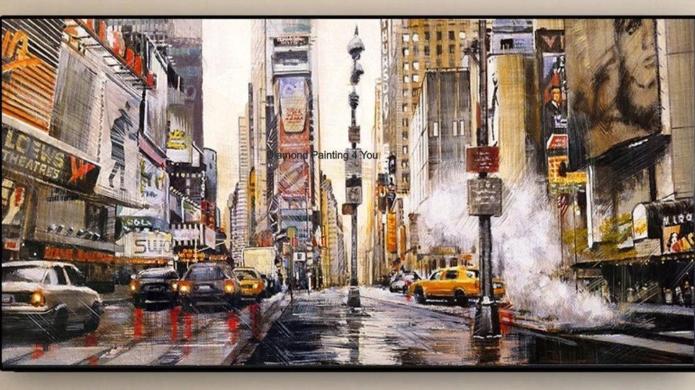 Straat regen