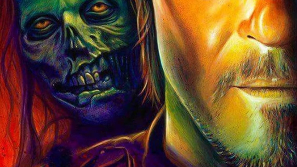 Daryl&Zombie