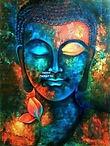 Boeddha kleur