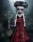 Horror meisje