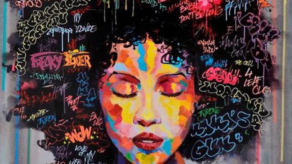 Woman Color
