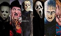 Horror karakters