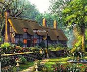 Huis aan Bos