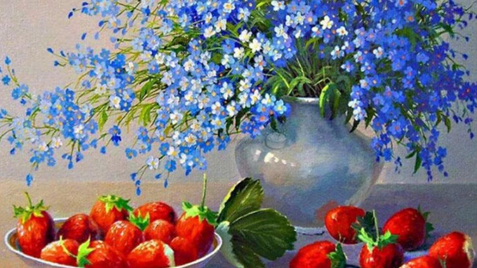 Bloemen&Aardbeien