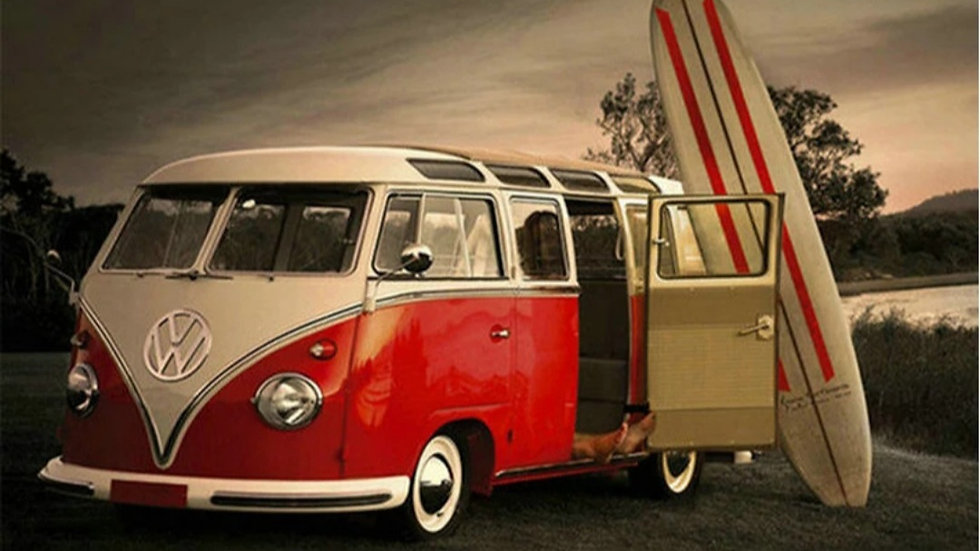 VW Surfplank