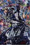 Darth Vader figuur