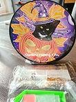 Halloween led figuur kat
