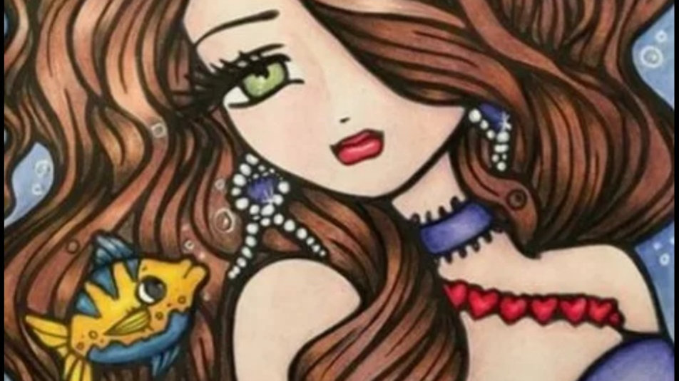 Cartoon Girl3