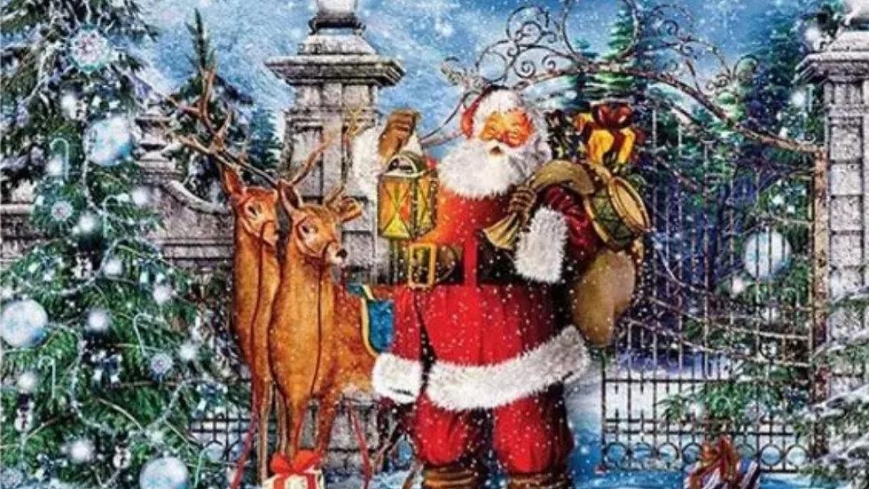 Kerstman Poort