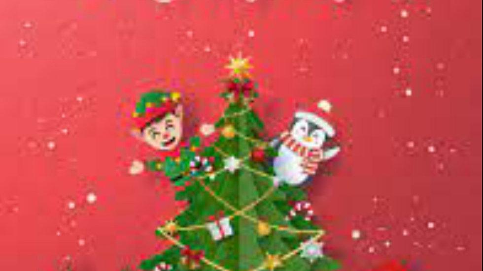 Merry Christman rood