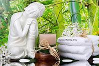 Boeddha Kaars