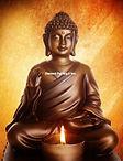 Boeddha bruin