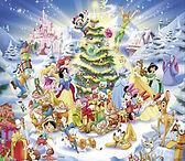 Kerst Disney