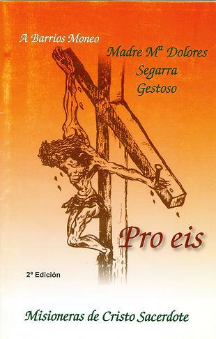Madre_María_Dolores_Segarra_Libro_PROEI