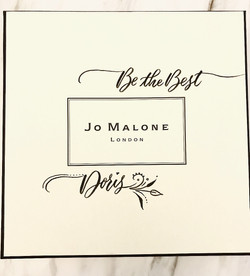 Gift Box Writing