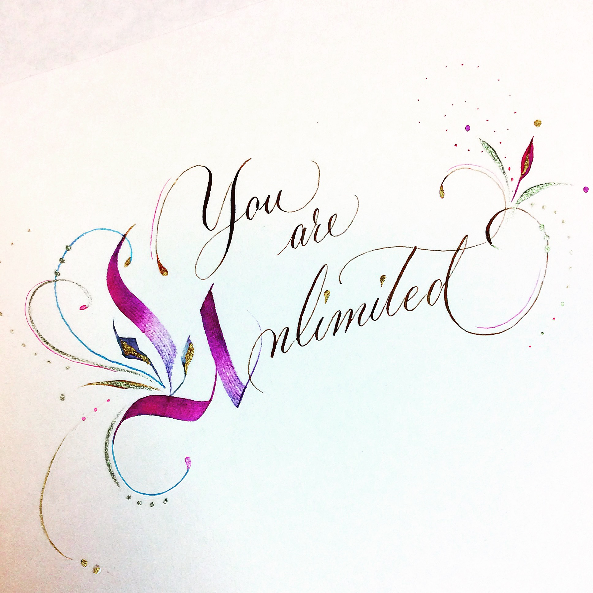 You are Unlimited