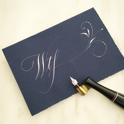 special request message card
