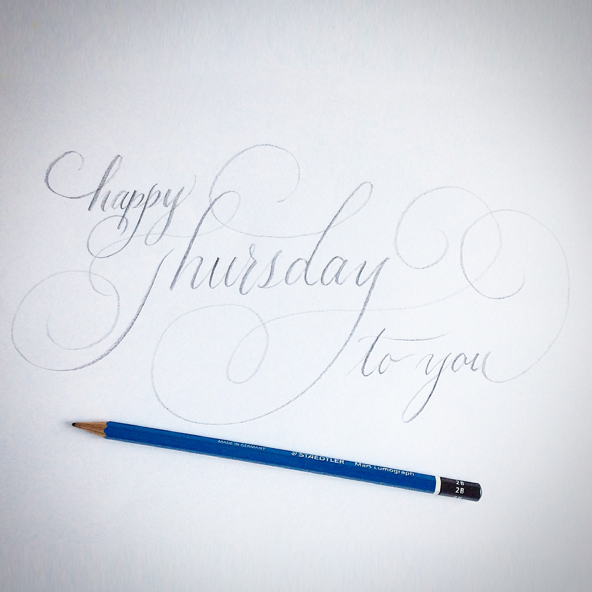 happy Thursday to you
