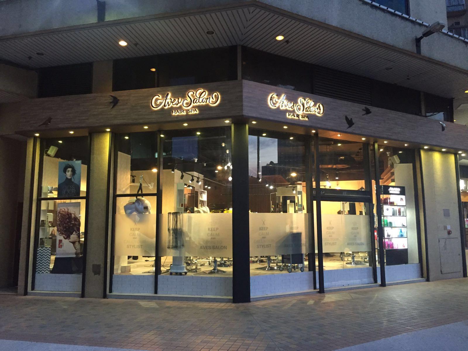 Aves Salon 01