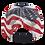 Thumbnail: Cap America Flag Mesh Back Hat