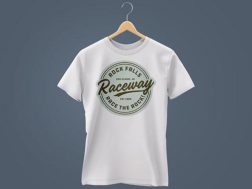 2021 RFR Circle Logo Royal & White T-Shirt