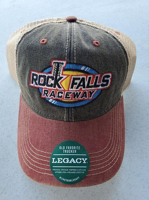 Legacy 2 Tone OFA Trucker hat