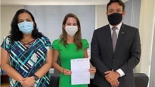 Mayara Araújo assume vice-presidência da Primeira Câmara da OAB-PB