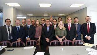 Diretoria da OAB-PB se reúne com presidentes das Subseções e discute melhorias