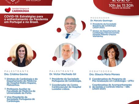 COVID-19: Estratégias para o enfrentamento da pandemia em Portugal e no Brasil