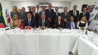 Subseções da OAB-PB emitem nota de repúdio em defesa dos advogados agredidos por delegados