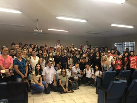 SBC vai à Escola promove formação de monitores em cidades do interior de São Paulo