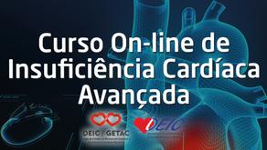 I Curso On-line de Insuficiência Cardíaca Avançada