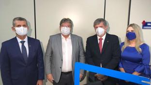 Paulo Maia participa de inauguração da nova sede do Procon Estadual