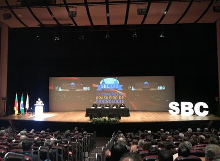 74° Congresso Brasileiro de Cardiologia teve mais de 6 mil inscritos e 300 palestrantes