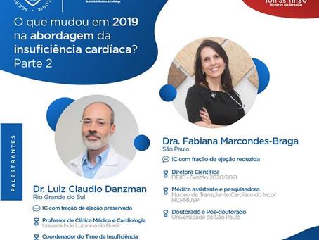 O que mudou em 2019 na Abordagem da Insuficiência Cardíaca? Parte 2