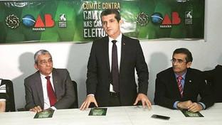 OAB-PB lança Comitê de Combate ao Caixa 2 nas eleições na Subseções de Campina Grande, Sousa e Cajaz