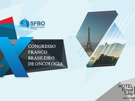 X Congresso Franco Brasileiro de Oncologia